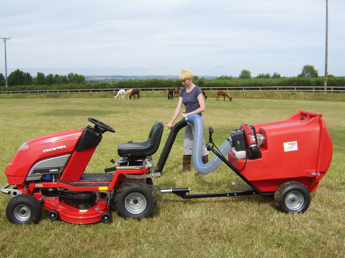 Ride on field vacuum cleaners for sale