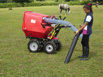 Trafalgar PC 450 paddock cleaner for sale