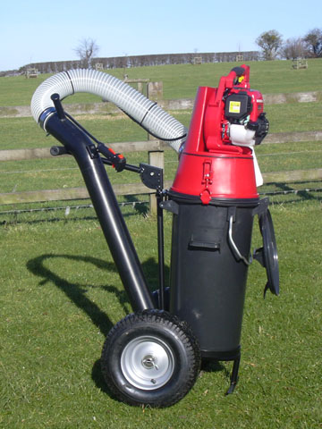 Trafalgar PC50 paddock cleaner for sale